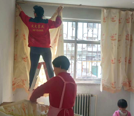 濮阳窗帘清洗